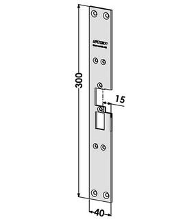 Monteringsstolpe ST6529