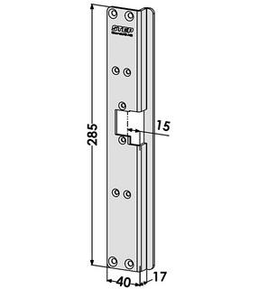 Monteringsstolpe ST6550