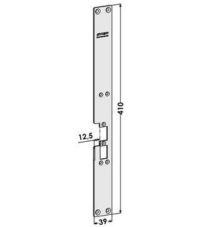 Monteringsstolpe ST6569