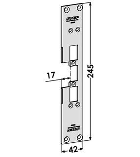 Monteringsstolpe ST6592