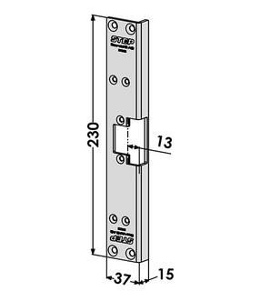Monteringsstolpe ST6608