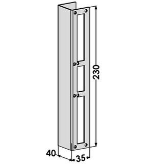 Mekaniskt Slutbleck ST804