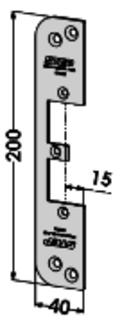 MONTERINGSSTOLPE ST9508 STEP