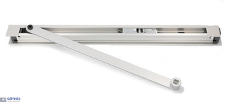 Glidskena G-EMF 140º Silver