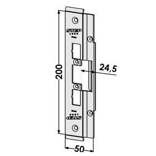 Monteringsstolpe ST4186